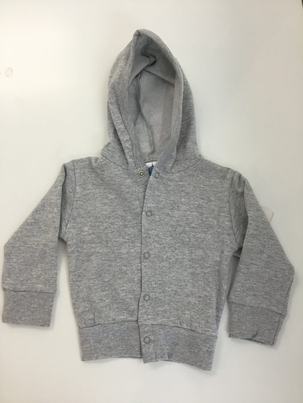 Creative Knitwear Hooded Jacket