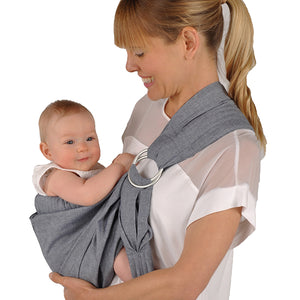 Balboa Baby Adjustable Sling - Indigo