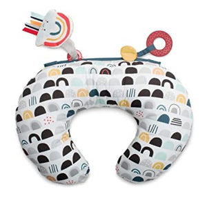 Boppy Tummy Time Prop-Rainbow