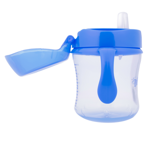 DR. BROWN'S SOFT-SPOUT TRANSITION CUP, 6 OUNCE (6M+)