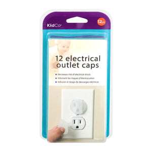 KidCo 12 Electrical Outlet Caps