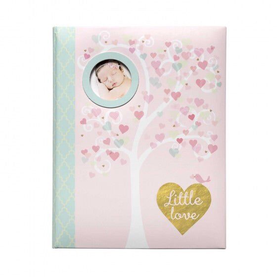 C.R Gibson Baby Memory Book - Little Love