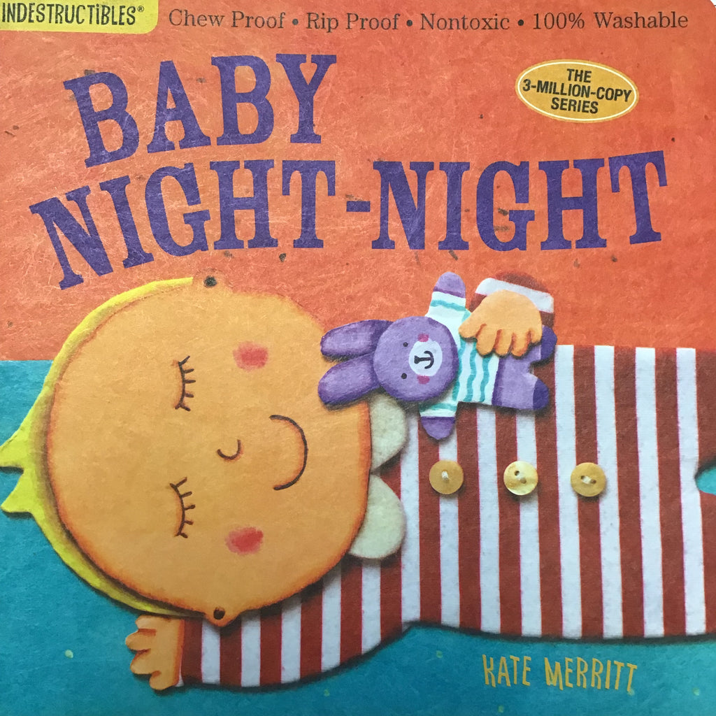 Indestructibles Baby Night-Night