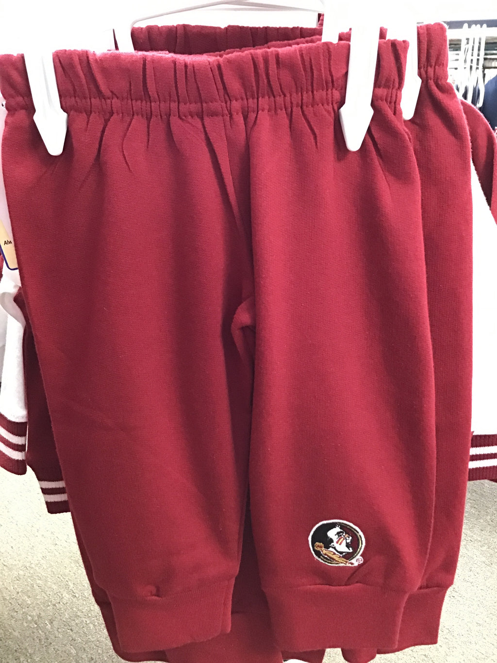 Creative Knitwear Collegiate Sweatpants