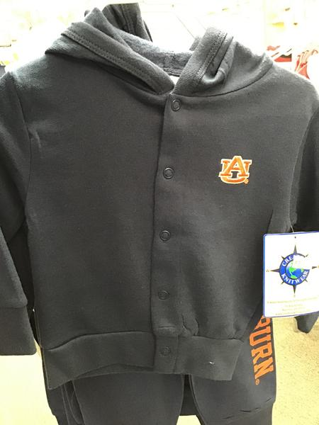 Creative Knitwear Auburn Hooded Jacket