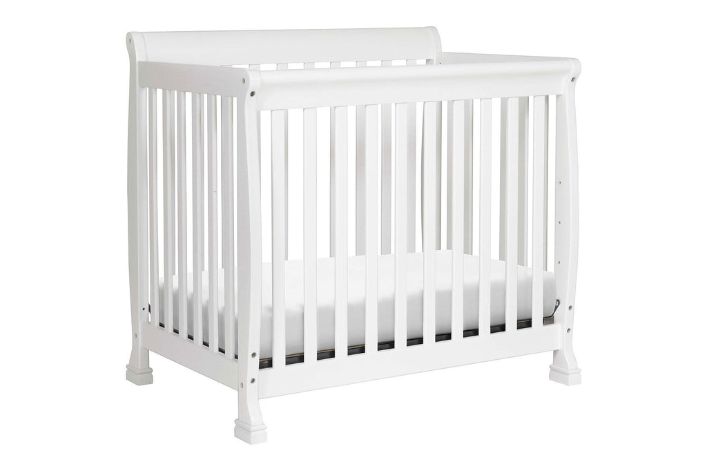 DaVinci Kalani 2-in-1 Mini Crib and Twin Bed