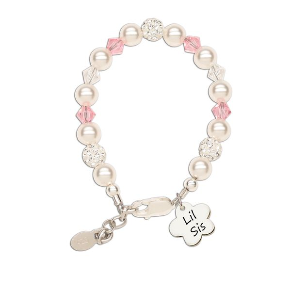 Cherished Moments Big Sis/Lil Sis Bracelets