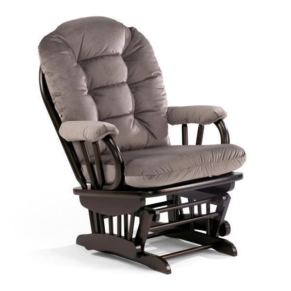 Sona Glide Rocker with Ottoman