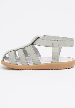Shooshoos Dove Grey Sandal