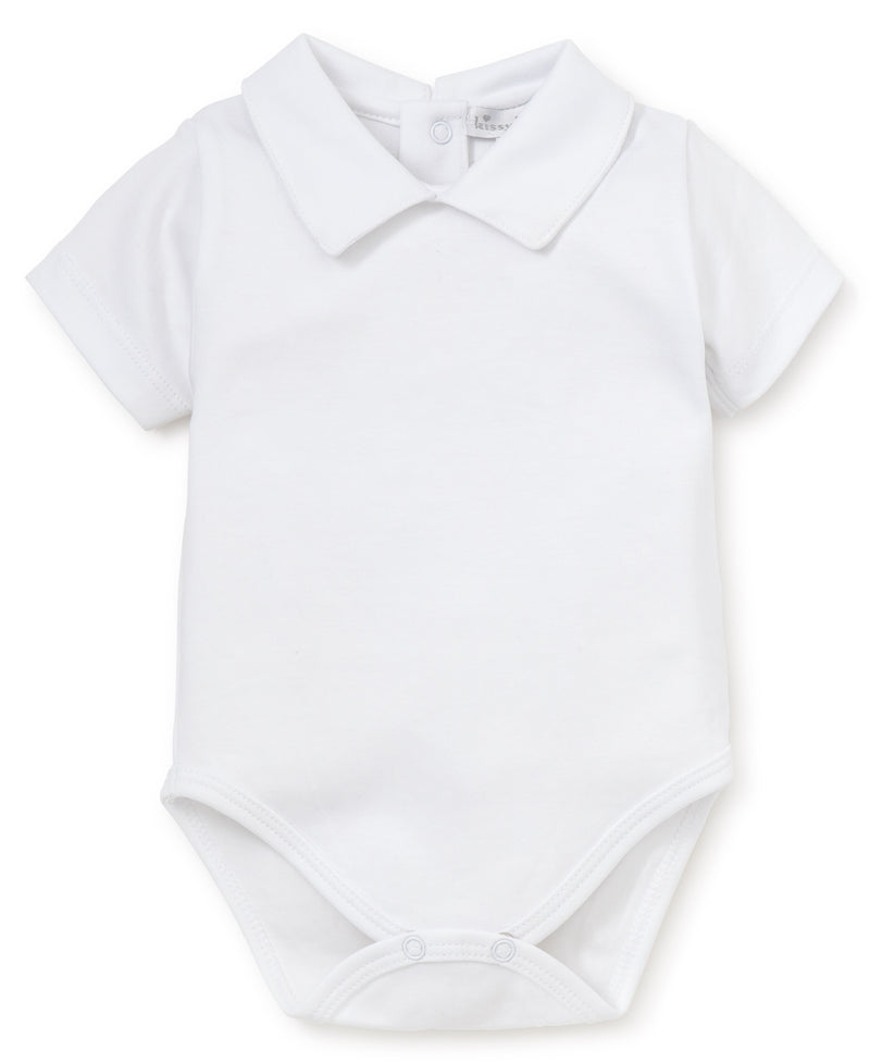 Kissy Kissy Boy's S/S Body w/ Collar