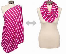 Itzy Ritzy Nursing Happens Infinity Scarf - Pink Peony