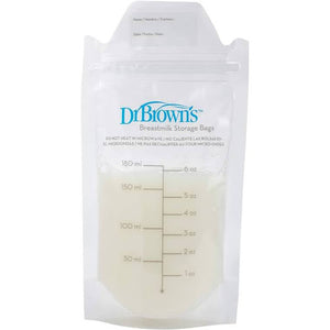 Dr. Brown's Breastmilk Storage Bags (50)