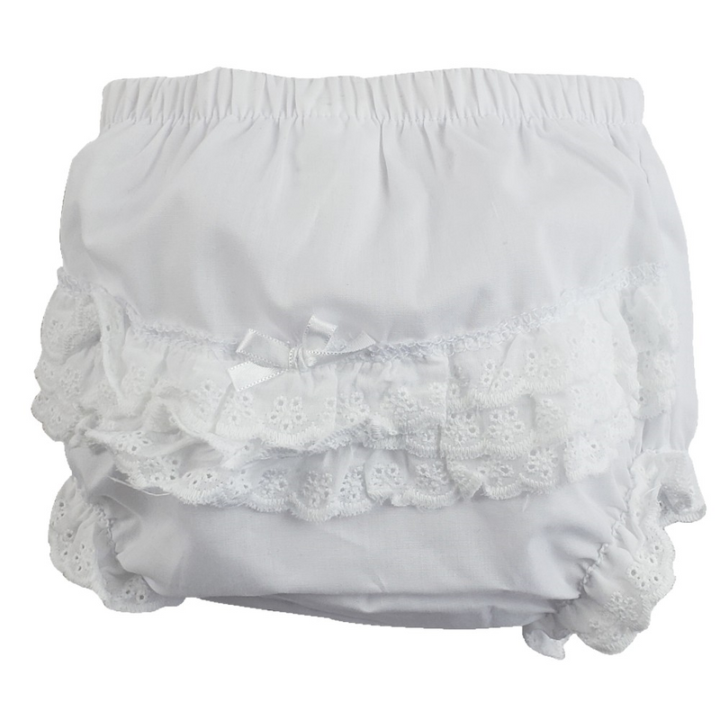 Diaper Cover w/ Ruffles