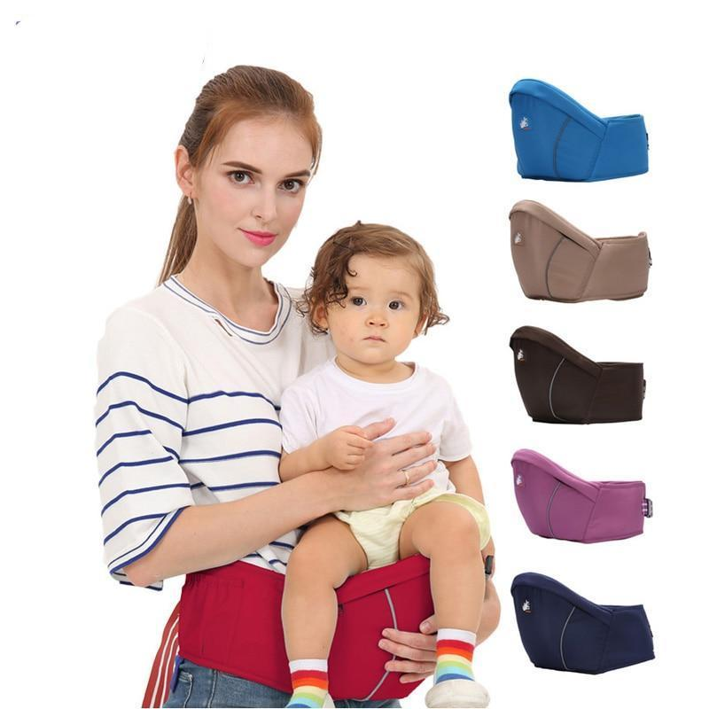 Infant seat carrier