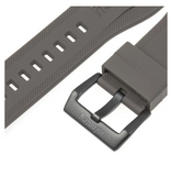 INFANTRY REVOLUTION GREY 24MM SILICONE STRAP (WS-R-GREY-SET)
