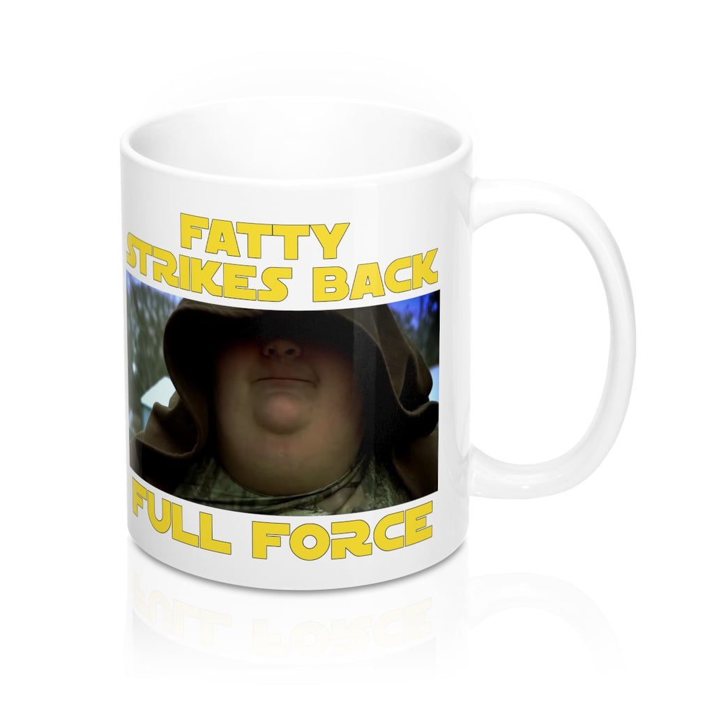 Fatty Strikes Back Full Force Mug - mango-world