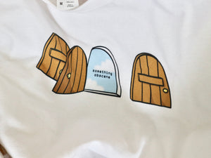door to heaven tee