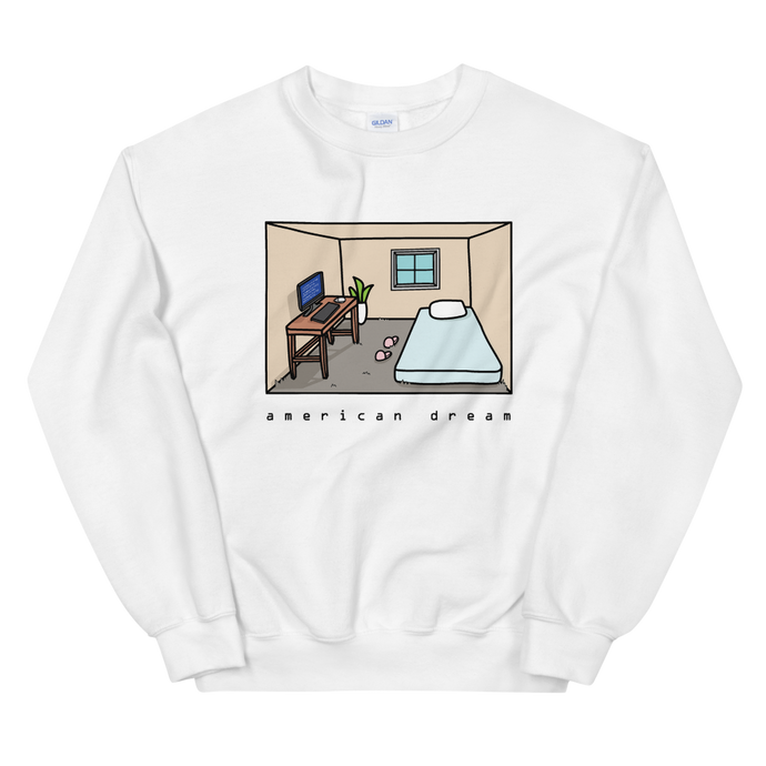 AMERICAN DREAM crewneck
