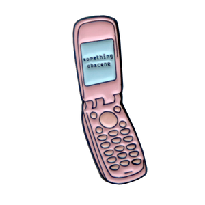 Cellphone Pin