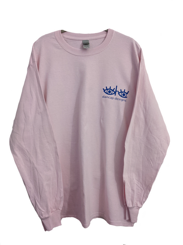Smokey Eyes Long Sleeve - Pink