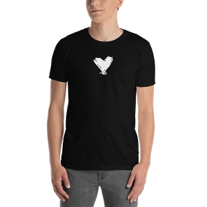 Scribble Heart T-Shirt - DanCap Designs