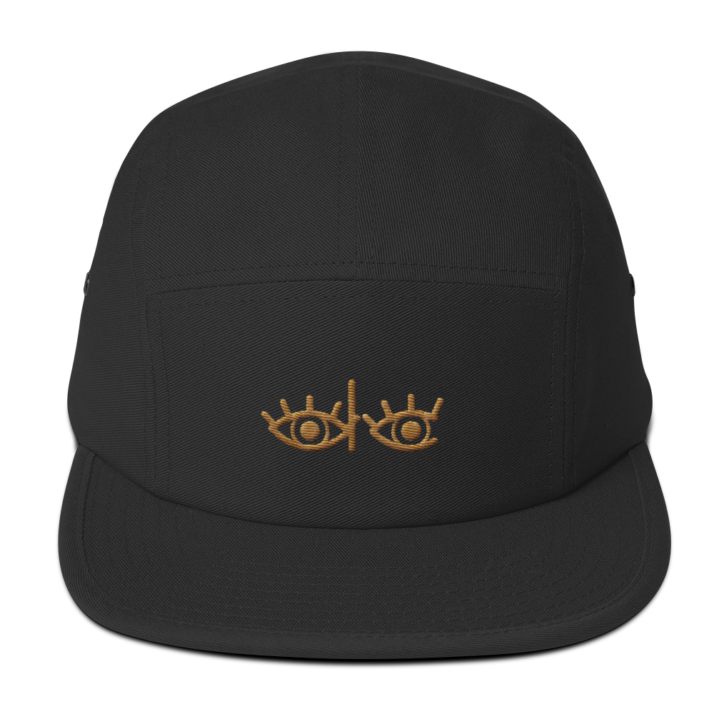 Five Panel Cap - DanCap Designs