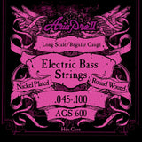 Aria Pro II AGS -600 Electric Bass Guitar Strings