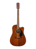 Fender CD 60SCE All Mahogany Electro Acoustic Guitar