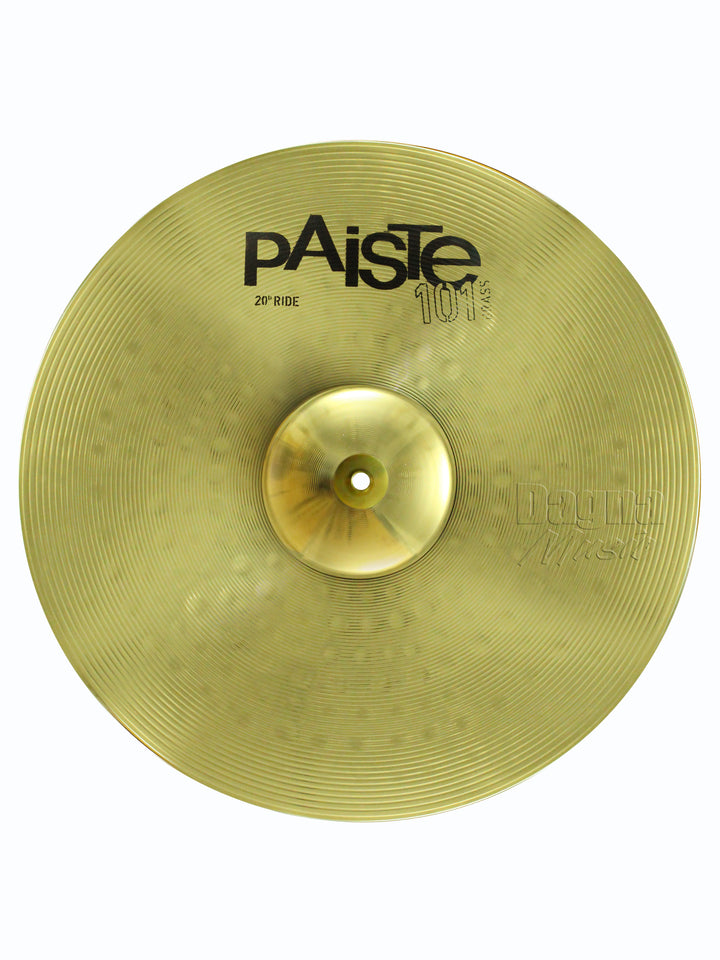 "Paiste 20"" 101 Brass Ride"