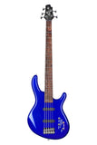 Cort Action V Plus Electric Bass Guitar BM