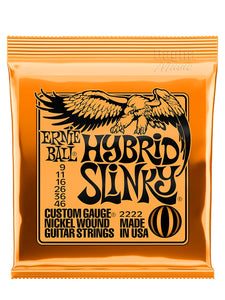 Ernie Ball 2222 Electric Guitar Strings
