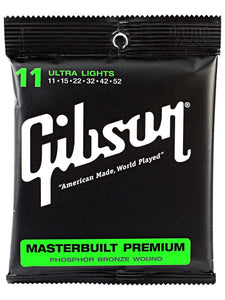 Gibson SAG-MB11 Acoustic Guitar Strings