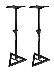 Hawk HMPS 001 Pair Proaudio Heavy Studio Monitor Stands