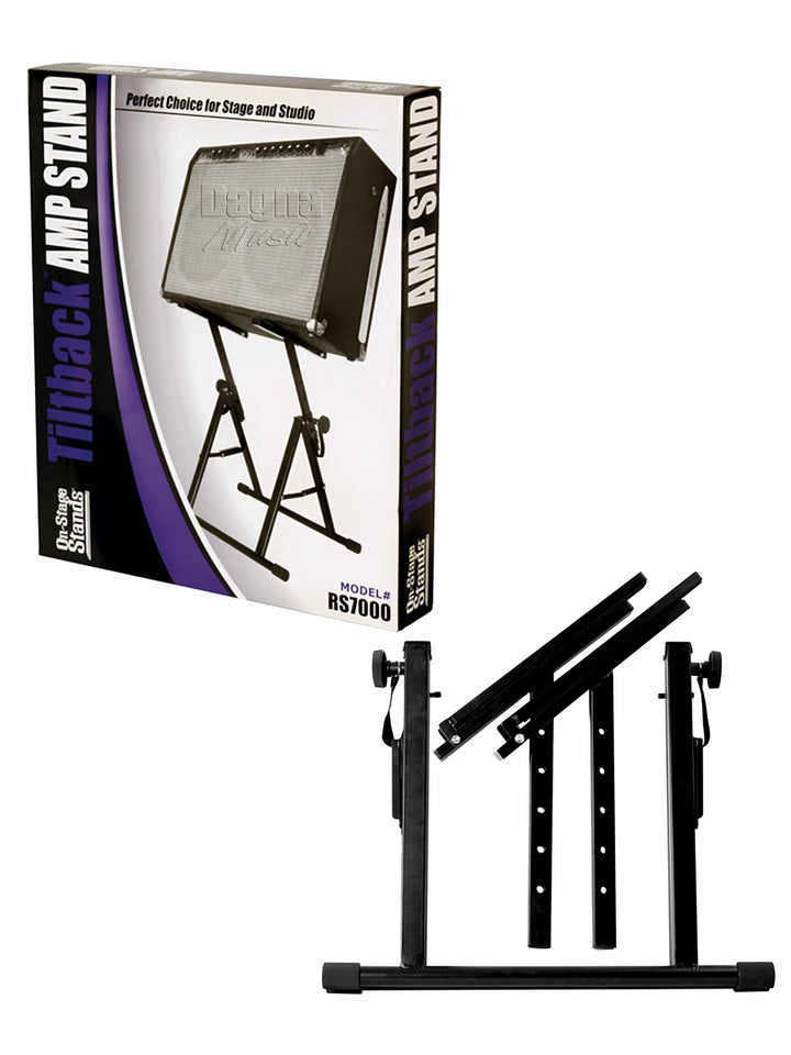 On-Stage RS7000 Tiltback Amplifier Stand