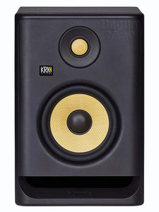 "KRK RP5 ROKIT 5 G4 Professional Bi-Amp 5"" Powered Studio Monitor"