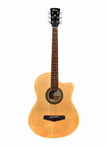 Ibanez MD39C Natural 39 inch Cutaway Acoustic Guitar