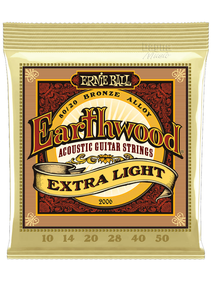 Earthwood 2006 Acoustic Guitar Strings