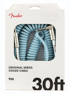 Fender 30ft Daphne Blue 0990823006
