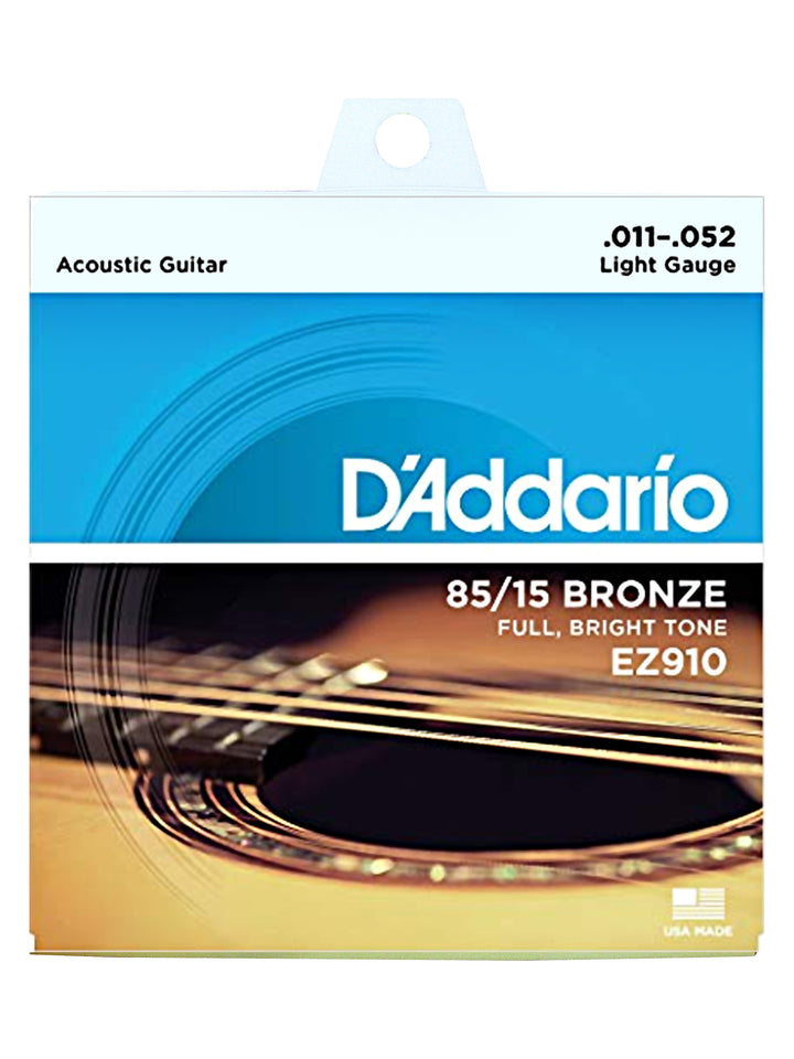 D'Addario EZ910 Acoustic Guitar String