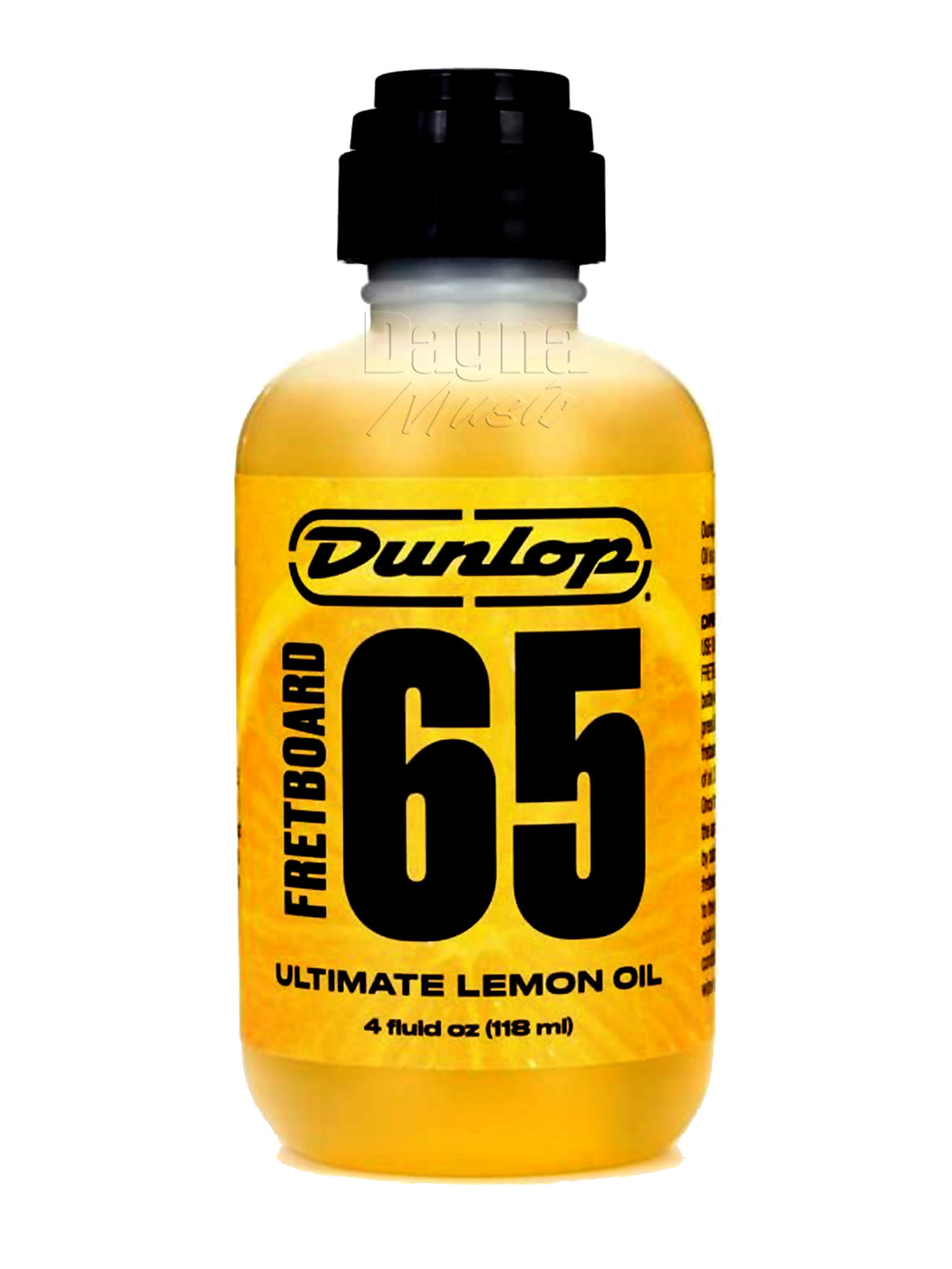 Dunlop 6554 Lemon Oil