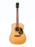 Cort CAP 810 OP Acoustic Guitar Pack with Gig Bag, E310C Tuner, Picks & Strap