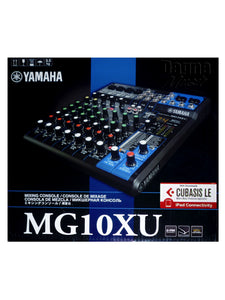 Yamaha MG10XU 10-Channel Mixing Console