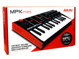 Akai Professional MPK Mini MK III Red 25-key Keyboard Controller