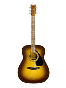 Yamaha F310-TBS Acoustic Guitar (Tobacco Sunburst, 6-Strings)
