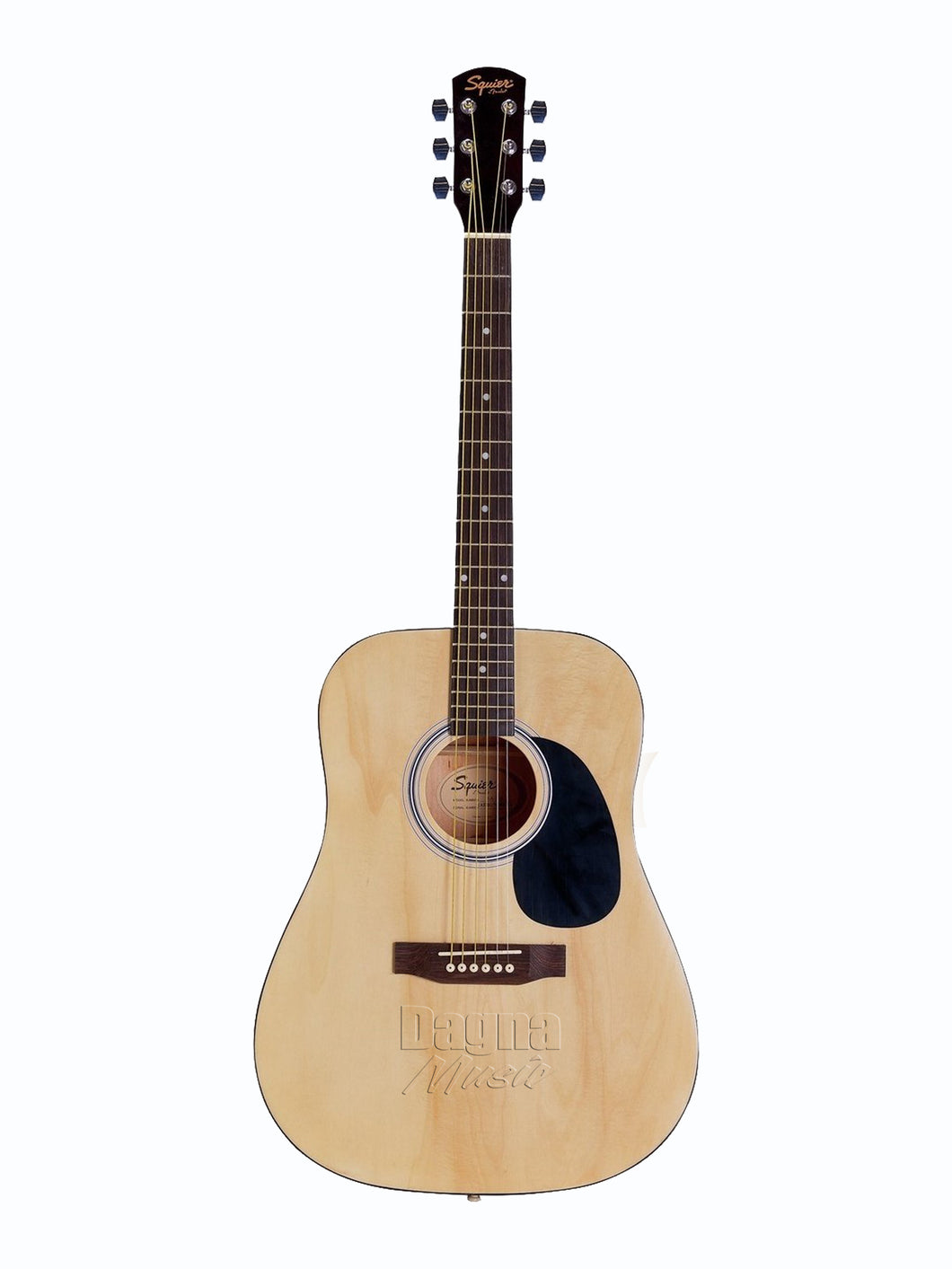 Fender Squier SA-150 Dreadnought Acoustic Guitar Natural