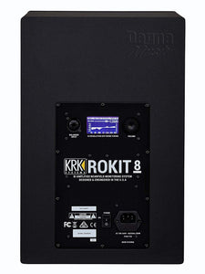 "KRK RP8 ROKIT 8 G4 Professional Bi-Amp 8"" Powered Studio Monitor"