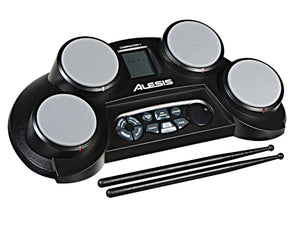 Alesis Compact Kit 4 - 4-Pad Portable Tabletop Drum Kit