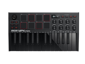Akai Professional MPK Mini MK III Black 25-key Keyboard Controller