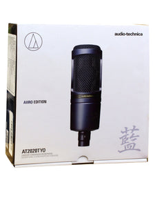 Audio Technica AT2020TYO Aiiro Condenser Microphone