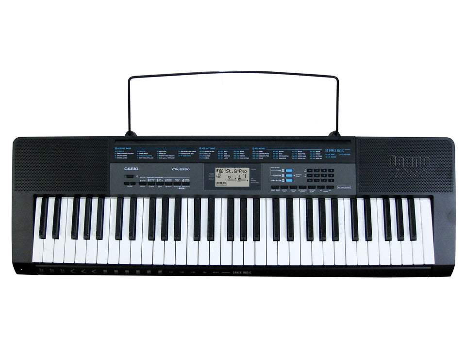 Casio CTK 2550 Electronic Portable Keyboard
